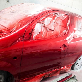 CB06 Candy Paint - Red Apple FXColor