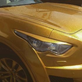 FBP515 Flakes Gold 5 Paint_2