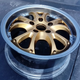 MZ03 Metallized Paint - Gold_3