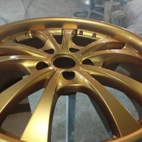 MZ04 Metallized Paint - Ducat Gold_1