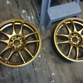 MZ04 Metallized Paint - Ducat Gold