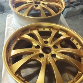 MZ04 Metallized Paint - Ducat Gold_2
