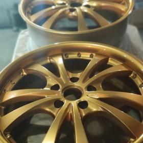 MZ04 Metallized Paint - Ducat Gold_3