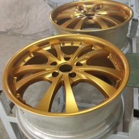 MZ04 Metallized Paint - Ducat Gold_4