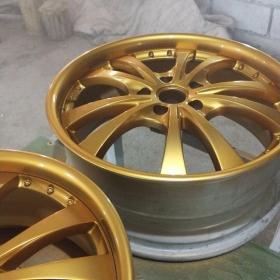 MZ04 Metallized Paint - Ducat Gold_5