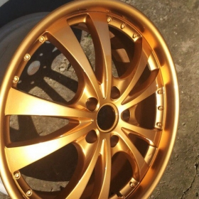 MZ04 Metallized Paint - Ducat Gold_6