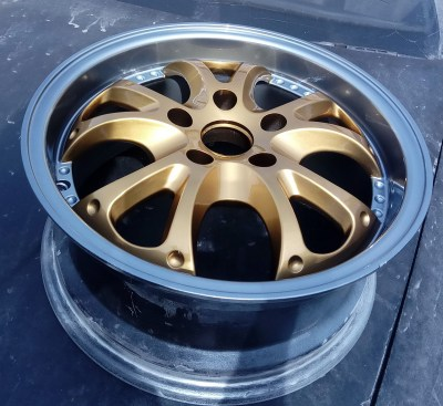 MZ03 Metallized Paint - Gold